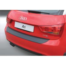 Накладка на задний бампер Audi A1 (2010-)