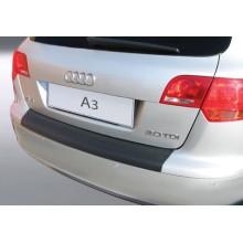 Накладка на задний бампер Audi A3 Sportback 5D (2004-2008)