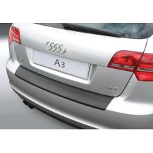 Накладка на задний бампер Audi A3/S3 Sportback 5D (2008-2013)