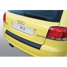Накладка на задний бампер Audi A3 3D (2003-2008)