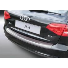 Накладка на задний бампер Audi A4 Avant (2012-)