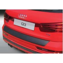 Накладка на задний бампер Audi Q3 (2011-)
