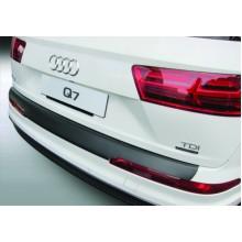 Накладка на задний бампер Audi Q7 II (2015-)