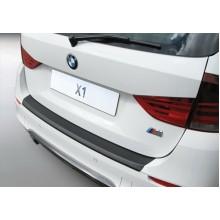 Накладка на задний бампер BMW X1 E84 M-Sport (2009-)