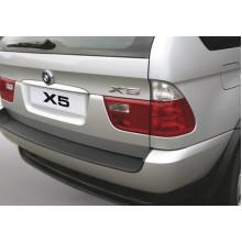 Накладка на задний бампер BMW X5 E53 (1999-2006)