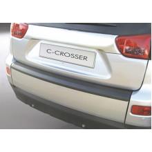 Накладка на задний бампер Citroen С-CROSSER (2007-2012)