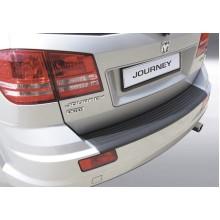 Накладка на задний бампер Dodge Journey (2007-2011)