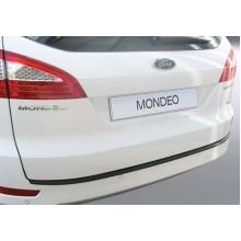 Накладка на задний бампер Ford Mondeo Turnier (2007-)