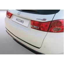 Накладка на задний бампер Honda Accord Tourer (2008-2011)