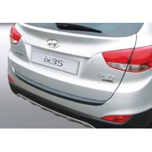 Накладка на задний бампер Hyndai ix35 (2009-)