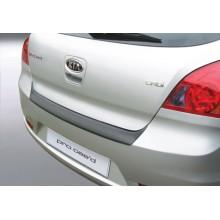 Накладка на задний бампер Kia Pro Ceed 3D (2008-2013)