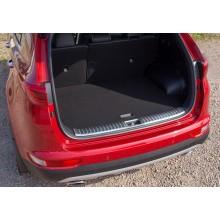 Накладка на проем двери багажника Kia Sportage IV (2015-2019)