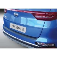 Накладка на задний бампер RGM для Kia Sportage IV FL (11.2018-)