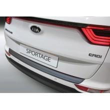 Накладка на задний бампер RGM для Kia Sportage IV (2016-2018)