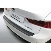 Накладка на задний бампер Lexus IS (2013-)