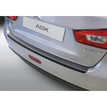 Накладка на задний бампер Mitsubishi ASX (2012-)