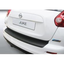 Накладка на задний бампер полиуретановая Nissan Juke (2010-)