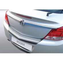 Накладка на задний бампер полиуретановая OPEL INSIGNIA 4D/5D (2008-)