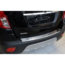 Накладка на задний бампер Opel Mokka (2012-)