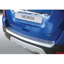 Накладка на задний бампер полиуретановая OPEL MOKKA (2012-)