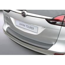 Накладка на задний бампер полиуретановая OPEL ZAFIRA TOURER 5D (2012-)