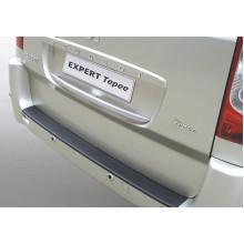 Накладка на задний бампер Peugeot Expert Tepee