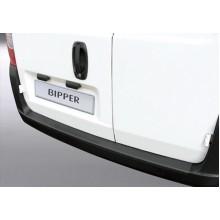 Накладка на задний бампер Peugeot Bipper/Tepee (2009-)