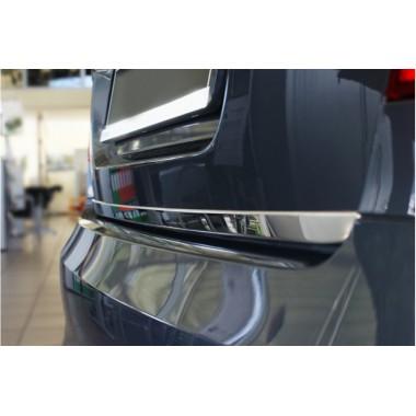 Накладка на кромку крышки багажника Suzuki Vitara (2015-)