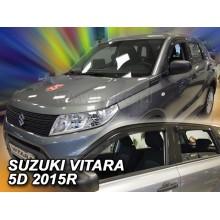 Дефлекторы боковых окон Heko для Suzuki Vitara (2015-)