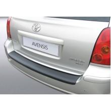 Накладка на задний бампер Toyota Avensis Tourer (2003-2008)