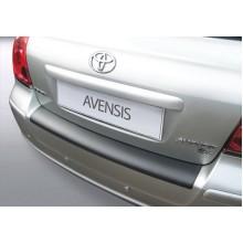 Накладка на задний бампер Toyota Avensis 4D (2003-2009)