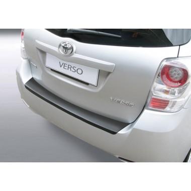 Накладка на задний бампер Toyota Verso (2009-2013)