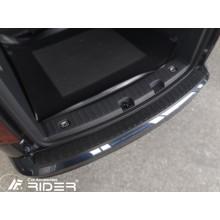 Накладка на задний бампер VW CADDY / MAXI (2015-)