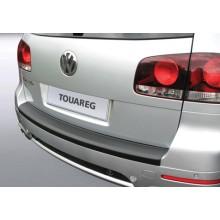 Накладка на задний бампер полиуретановая VW Touareg (2003-2010)